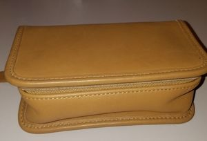 Coach Vintage Cosmetic Bag with Mirror